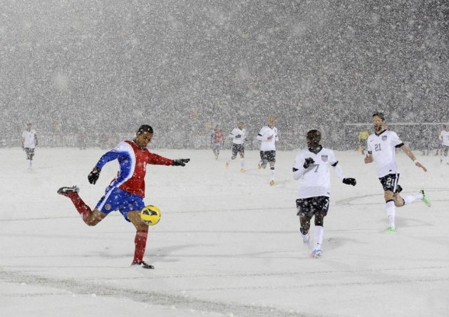 footie snow
