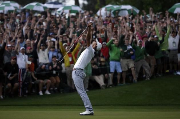 golf win