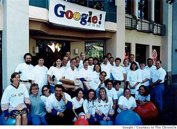 google team 1999