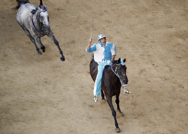horseride polo