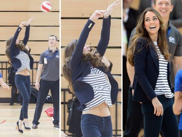 Prince William Is A Beast At Volleyball – Sick Chirpse