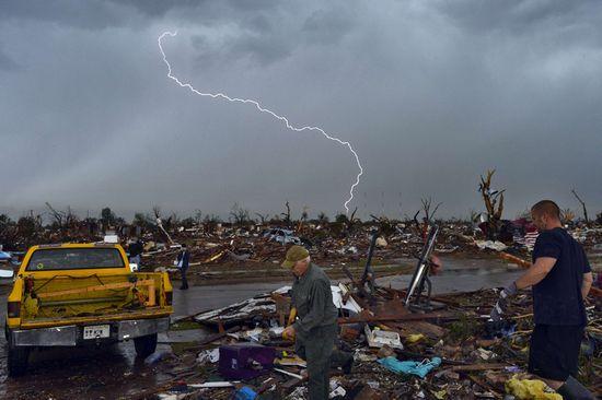 lightning aftermatch hurricane