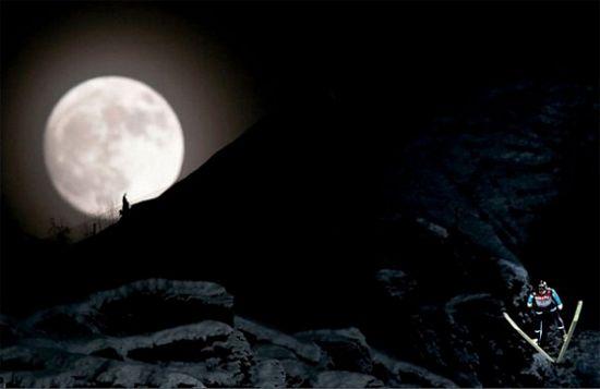 moon ski
