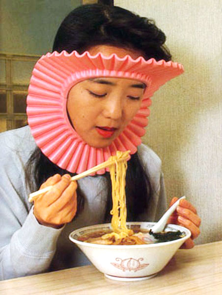 noodle eater hair guard