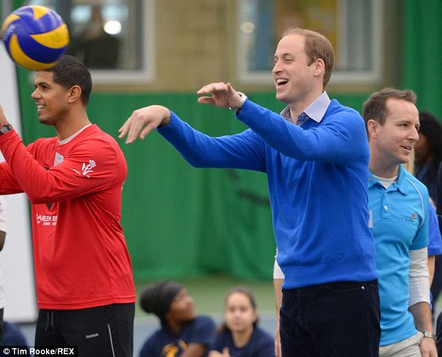 prince william volley