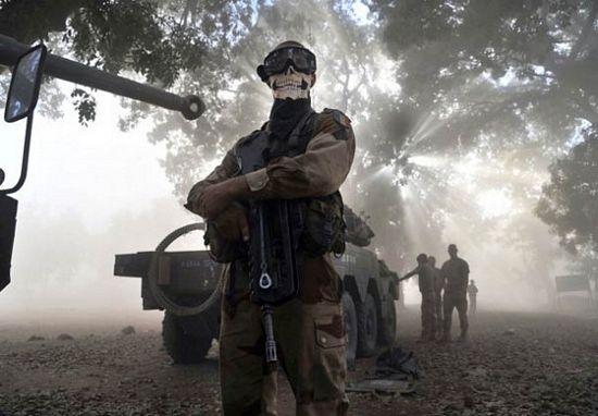 scary war