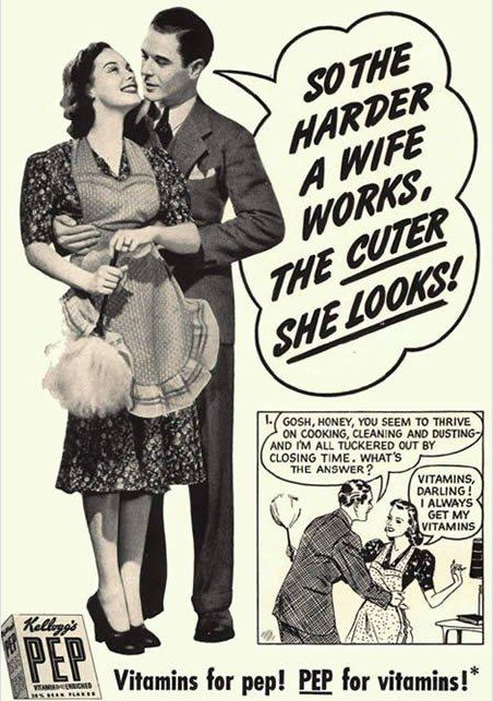 wife advert offensive
