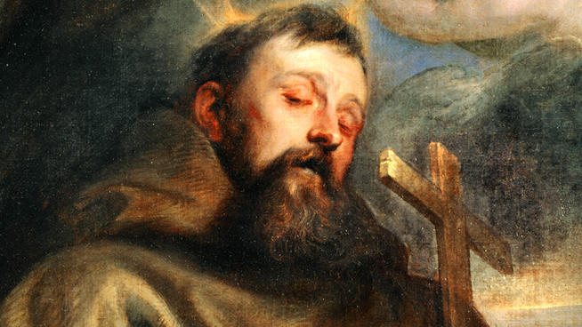 Catholics Blessing Animals - Francis Assisi