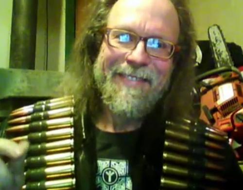 Craig Cobb - Trisha - Armed