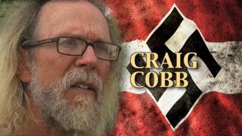 Craig Cobb - Trisha - flag