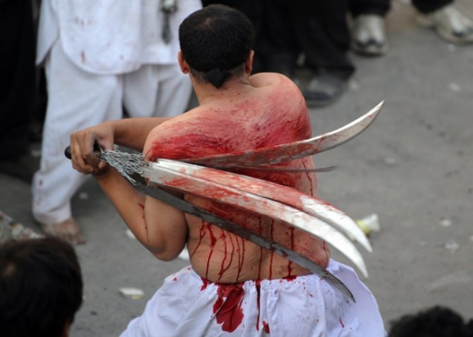 Day of Ashura - Rawalpindi, Pakistan