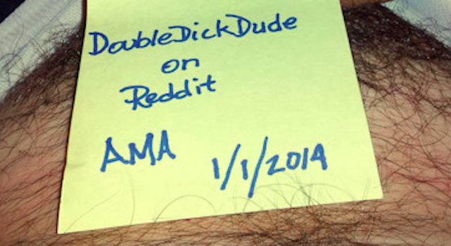 Double Dick Dude Featured