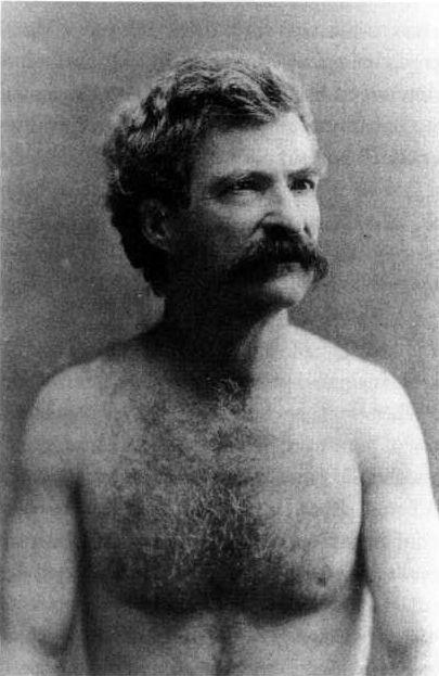 Historical Photos - Mark Twain