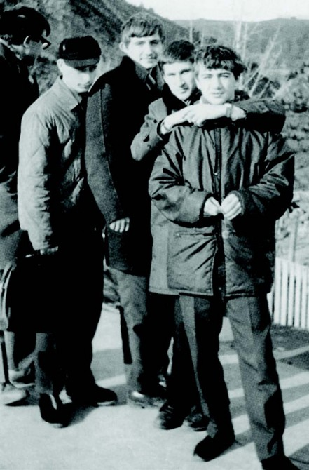 Historical Photos - Putin and friends