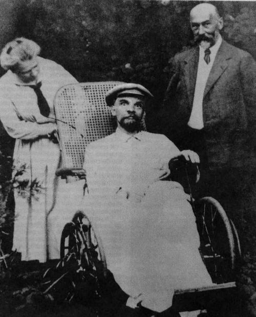Historyical Photos - Lenin
