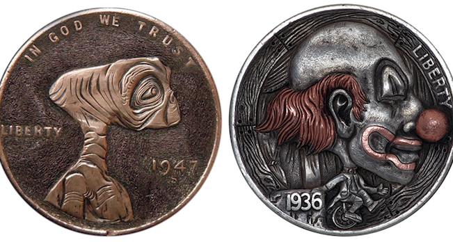 Hobo Nickels Featured