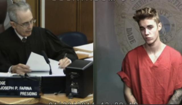 Justin Bieber Arrested Featured
