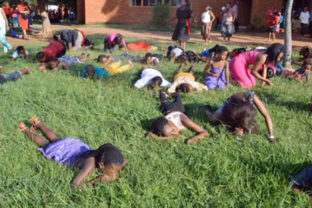 Lesego Daniel - Church - Eating Grass - group