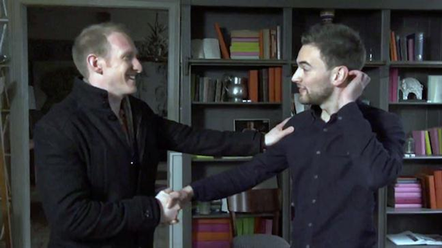 Man Meets Person Who Saved Him From Jumping Off Bride Six Years Ago
