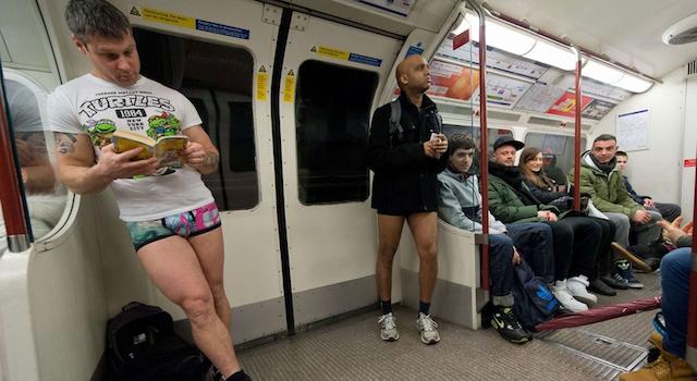 No Pants Subway Ride Featured