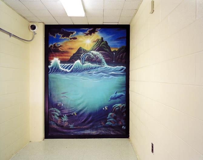 Prison Landscapes - Photo - Shawangunk NY