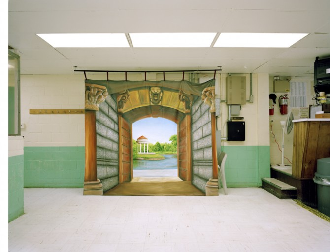 Prison Landscapes - Photo - Washington