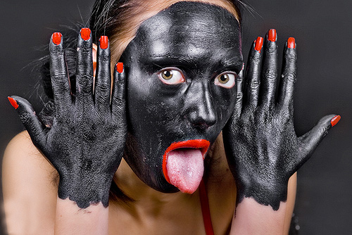 Russia With Love - Black Face