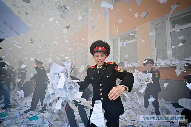 Russia With Love - Last Call at the Moscow Suvorov Military School