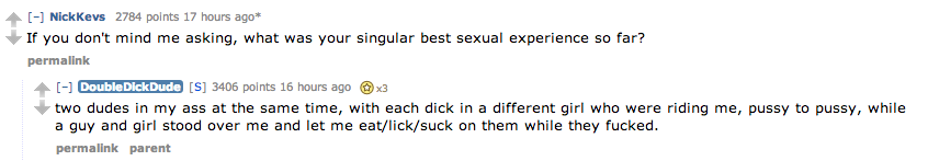 Two Dicks AMA 9