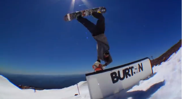 Snowboarding Gone Insane