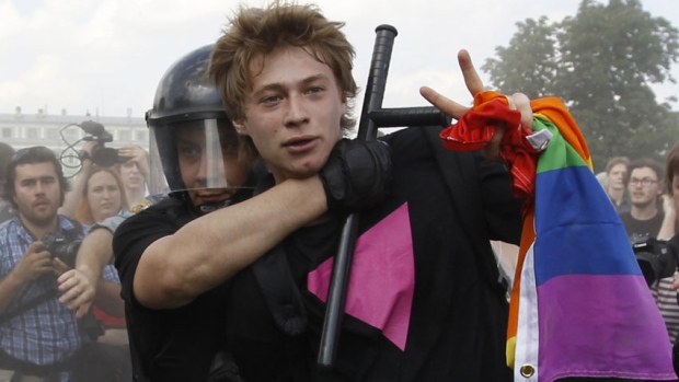 Sochi Olympics - Problems - Danger - Gay 2