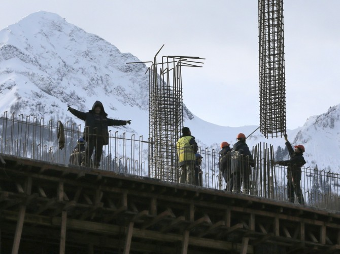 Sochi Olympics - Problems - Danger - Migrant Workers 2