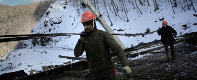 Sochi Olympics - Problems - Danger - Migrant Workers