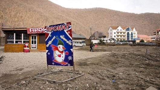 Sochi Olympics - Problems - Danger - No Snow