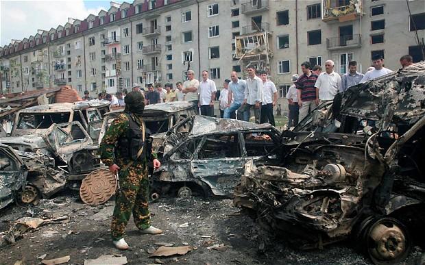 Sochi Olympics - Problems - Danger - Suicide Bomb Dagestan 2