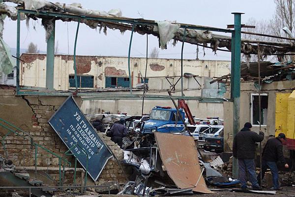 Sochi Olympics - Problems - Danger - Suicide Bomb Dagestan