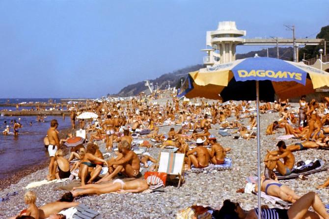 Sochi Olympics - Problems - Danger - beach