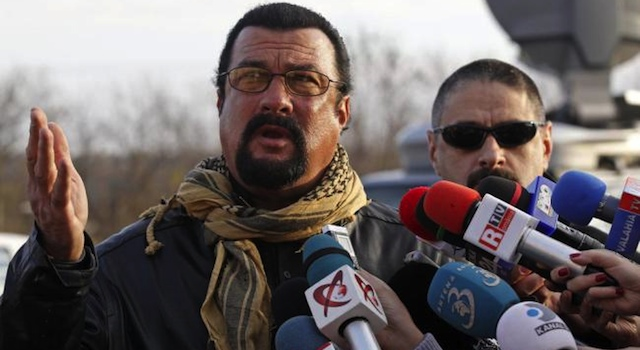 Steven Seagal Governor