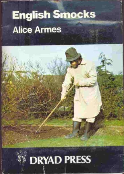 Weird Book Covers - English Smocks