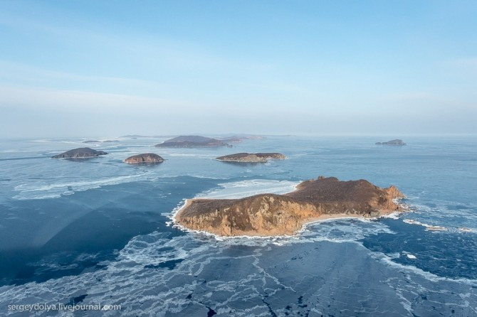 Amazing Pictures From Russia - Far East of Russia marine park