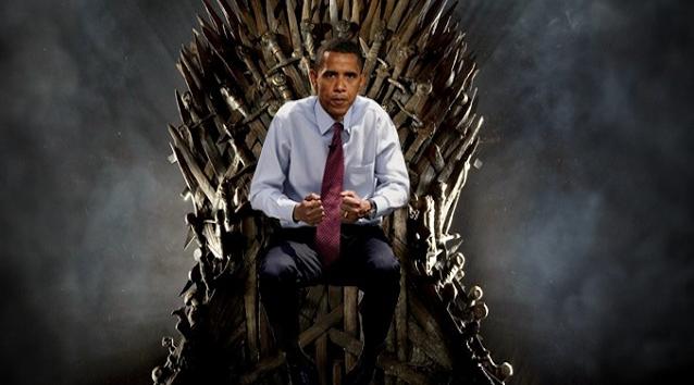 Barack Obama Game Of Thrones