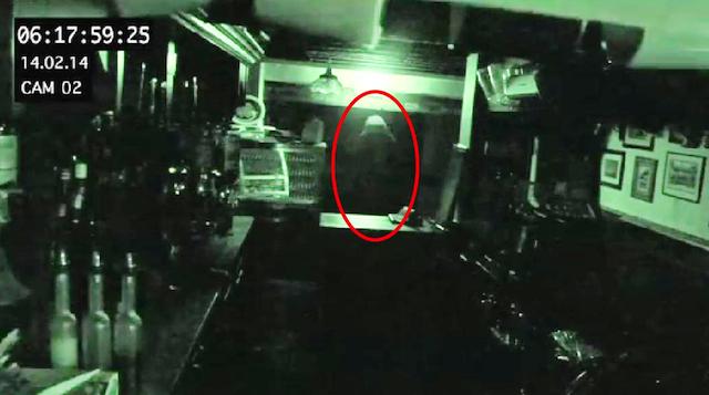 Bolton Ghost
