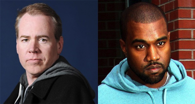 Bret Easton Ellis Kanye West