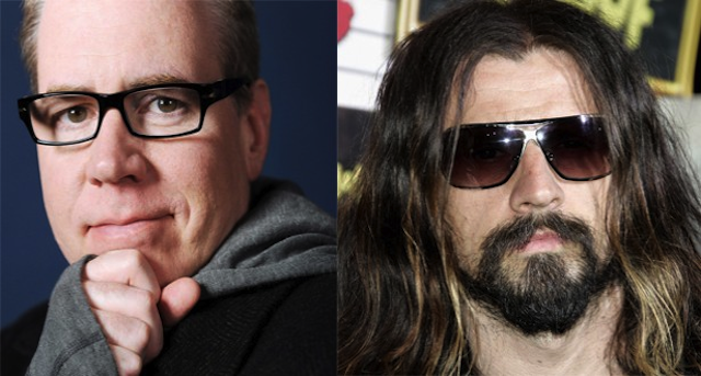 Bret Easton Ellis Rob Zombie