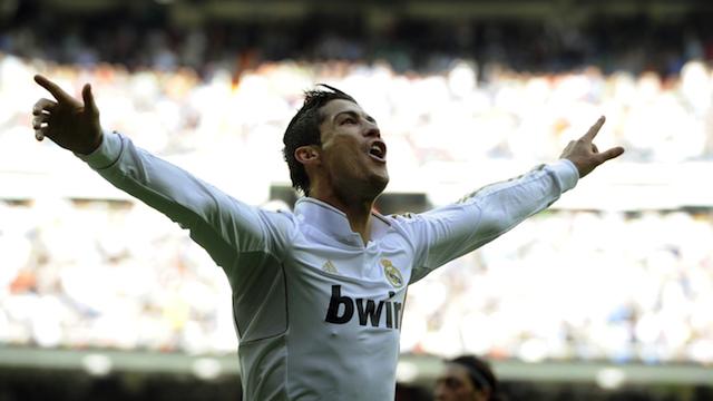 Cristiano Ronaldo Bingo