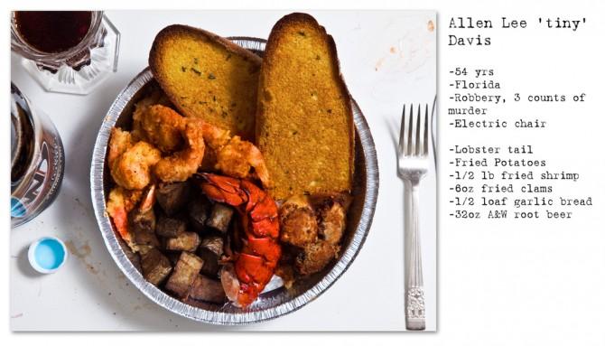 Death Row Last Meals 10
