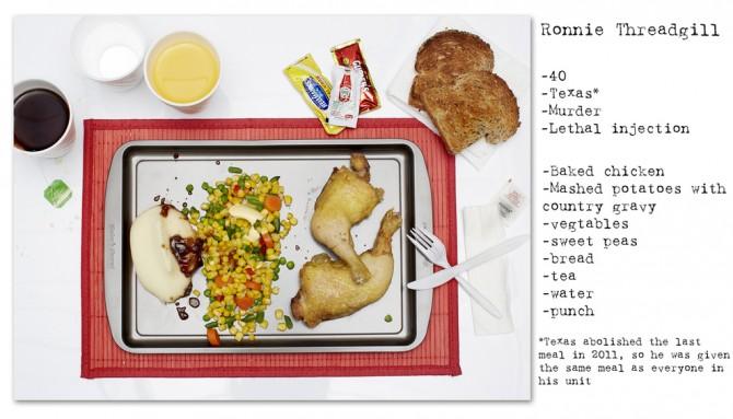 Death Row Last Meals 12