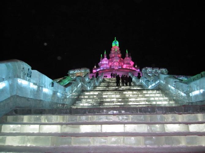 Harbin International Ice and Snow Sculpture Festival - China 2