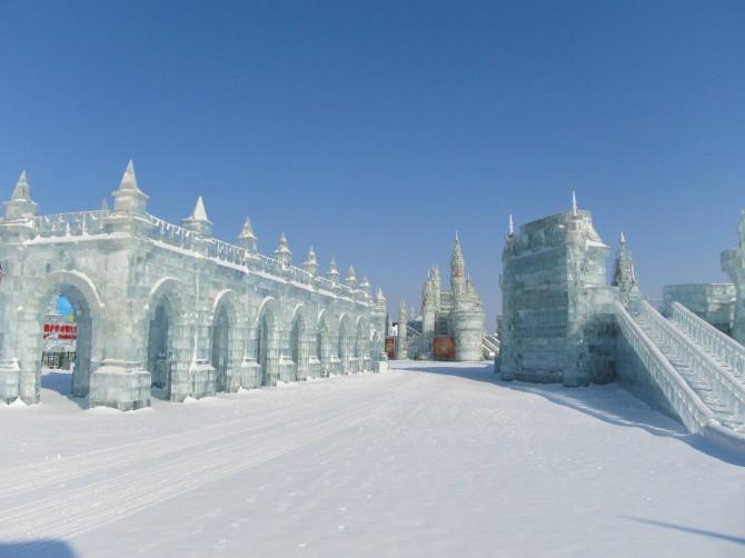 Harbin International Ice and Snow Sculpture Festival - China 22