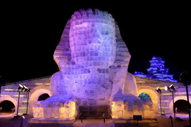Harbin International Ice and Snow Sculpture Festival - China 25